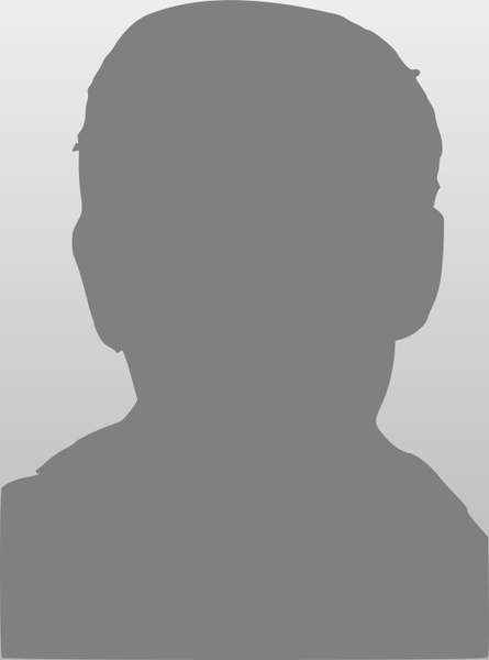 Default Profile Picture Free Vector In Open Office Drawing
