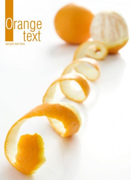 delicious orange background 01 hd picture