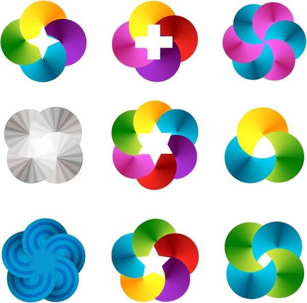 Design Elements   abstract symbols