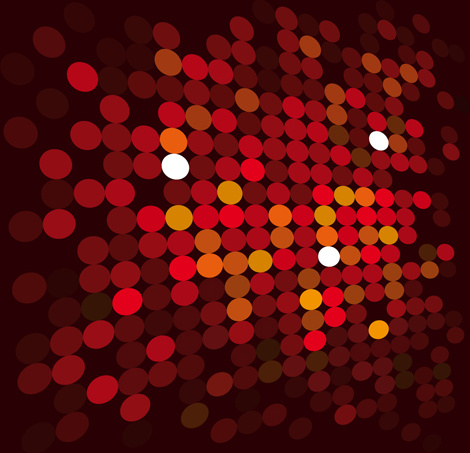dicko stage lighting elements backgrounds vector