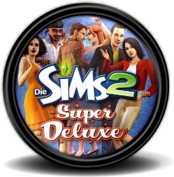 Die Sims 2 Super Deluxe 1