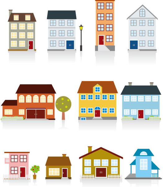 Cartoon House Map Free Vector Download (20,231 Free Vector