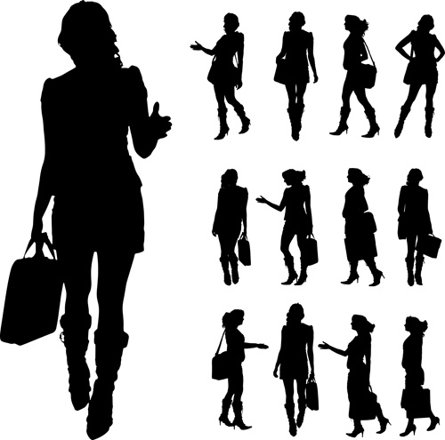 woman silhouette free vector download  7 739 free vector Baby Clip Art Baby Clip Art