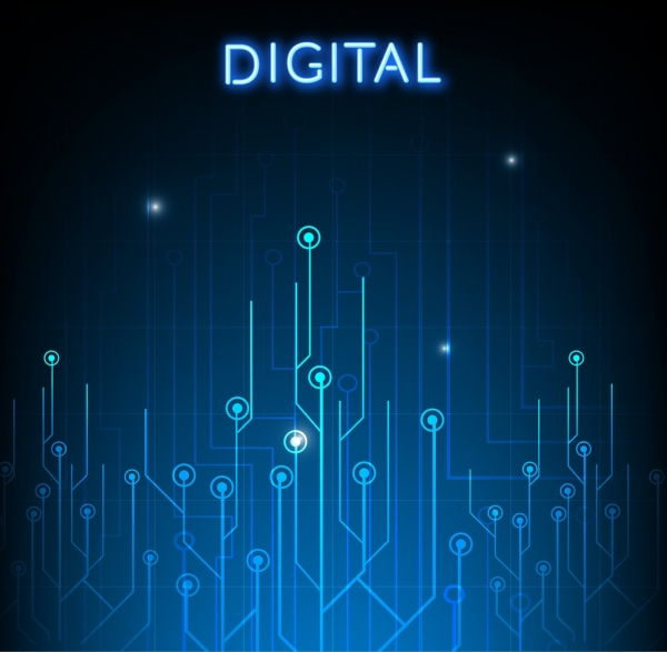 Digital Circuit Background Dark Blue Decor Free Vector In Adobe Illustrator Ai Ai Format Encapsulated Postscript Eps Eps Format Format For Free Download 9 81mb,Small Womens Designer Handbags