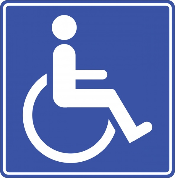 Disabled Sign Free Stock Photos In Jpeg G 5122x5122 Format For
