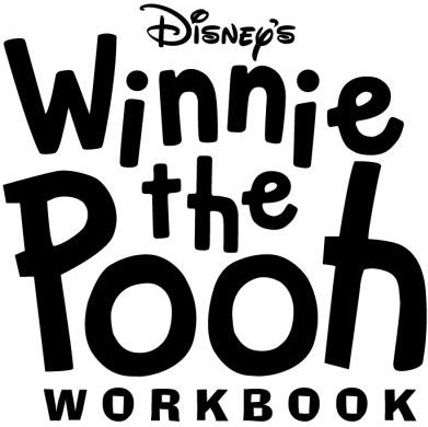 disneys winnie pooh vector logo