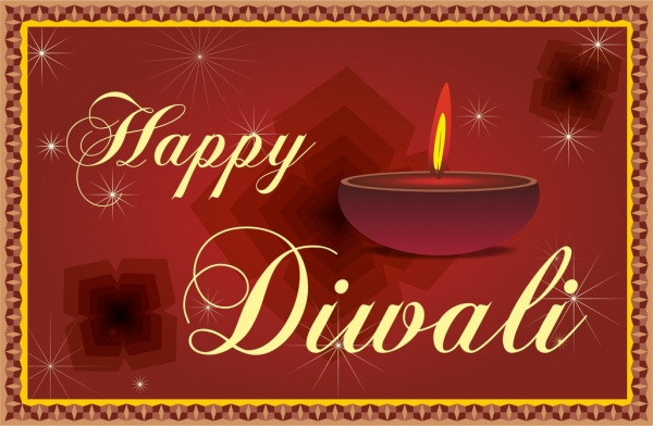 Diwali card free vector free vector in encapsulated postscript eps diwali card free vector m4hsunfo