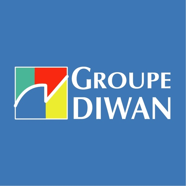 Diwan groupe 0 Free vector in Encapsulated PostScript eps