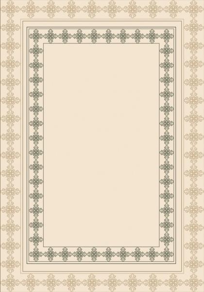 document border design repeating seamless layers decor