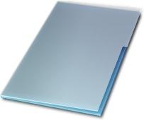 Documents ferme bleu