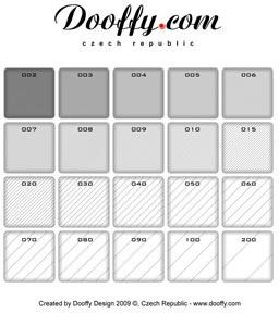 Dooffy Patterns