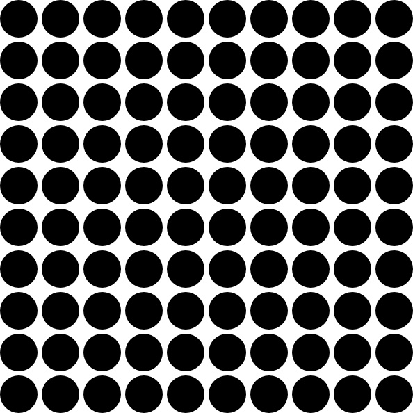 Dots Square Grid 09 Pattern clip art