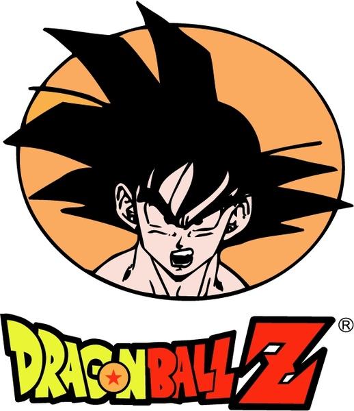 Logo dragon ball z vector free vector download (71,034 ...
