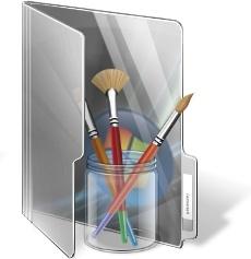 Drawing folder
