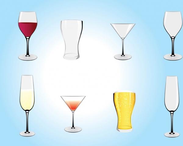Drinks Illustrations