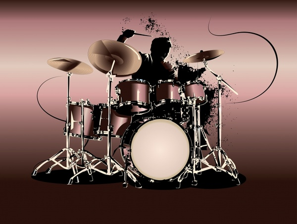 Drum free vector download (148 Free vector) for commercial ... Chicken Food Clip Art