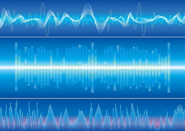 audio wave vector free vector download  3 855 free vector