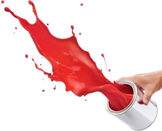 dynamic paint splash 04 hd picture
