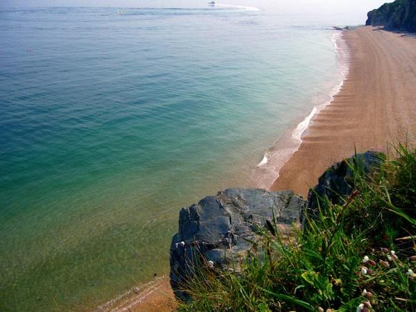 east devon beach