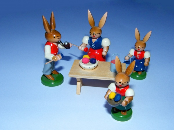 easter easter bunny team