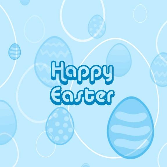 Easter Egg Brush Set