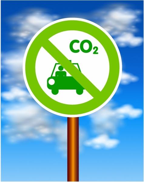 Ecologic sign