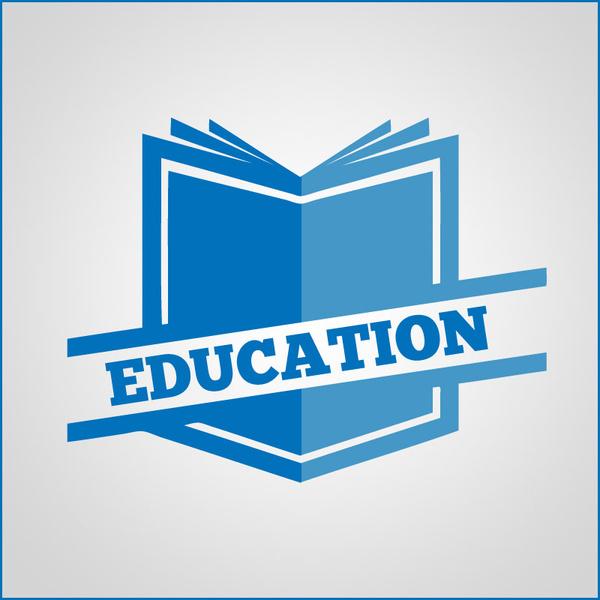 Education Book Logo Vector Download Free Vector In Adobe