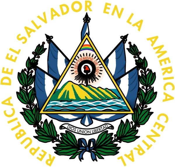 Year Calendar Vector : Bandera el salvador free vector download