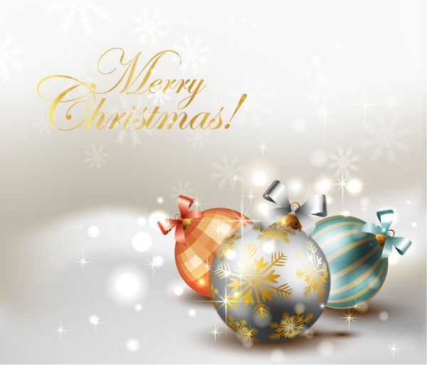 Elegant christmas backgrounds free vector download (58,565 ...