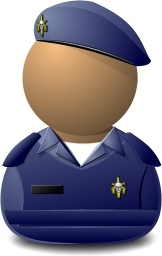 Elite Captain Blue Shielded