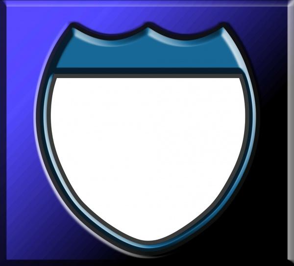 empty shield