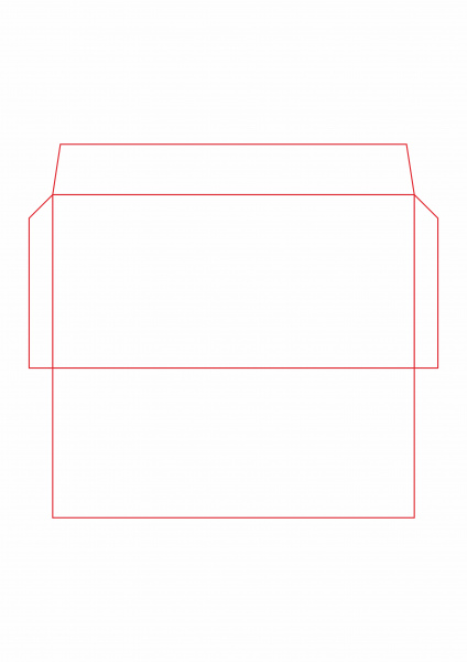Envelope Template 10 Line Free Vector In Adobe Illustrator Ai Ai Format Coreldraw Cdr Cdr Format Encapsulated Postscript Eps Eps Format Open Office Drawing Svg Svg Format Format For Free Download 609 19kb
