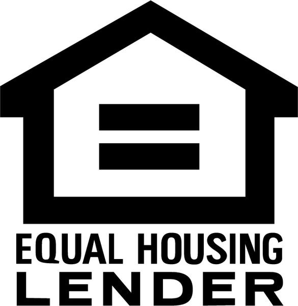equal housing lender free vector in encapsulated postscript eps