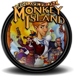 Escape from Monkey Island 1