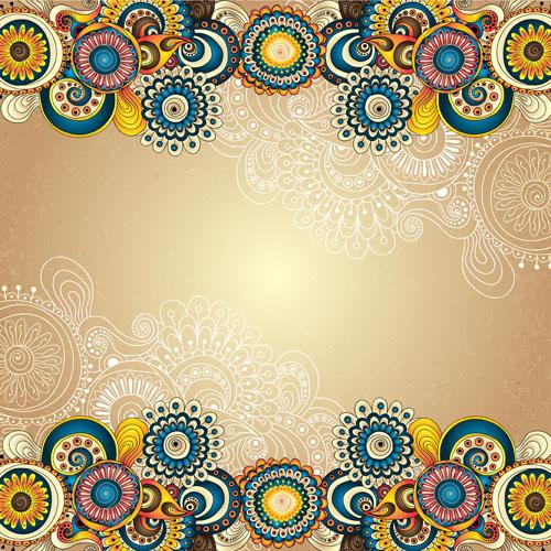 Swirl Pattern Design
