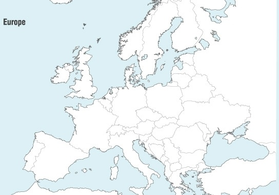 Europe map vector free download free vector download (2,775 free.