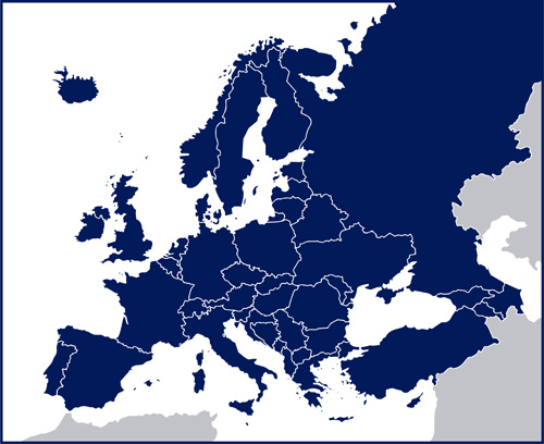 Europe vector map free free vector download (2,740 Free vector