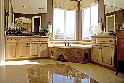 european classical style bathroom picture