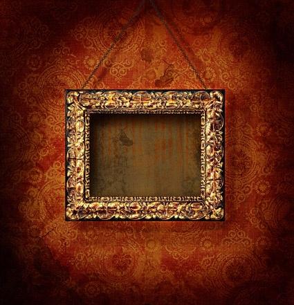 european gorgeous frame picture 3