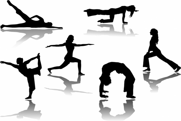 Exercise! Free vector in Adobe Illustrator ai ( .AI ...