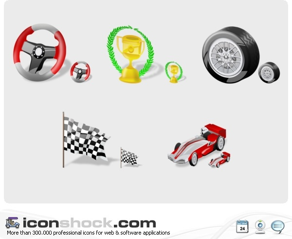 F1 Icons icons pack