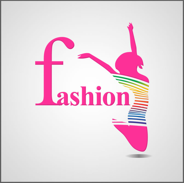 Fashion Girl Logo Free Download Free Vector In Adobe Illustrator Ai Ai Vector Illustration Graphic Art Design Format Format For Free Download 205 19kb
