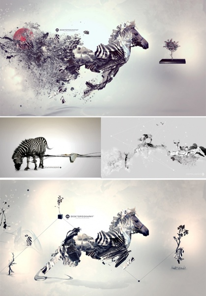fashion mix and match style zebra amp reindeer hd picture