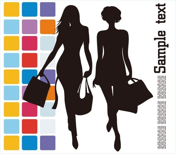 fashion shopping vector illustration free vector in encapsulated rh all free download com fashion victoriana fashion victorian era