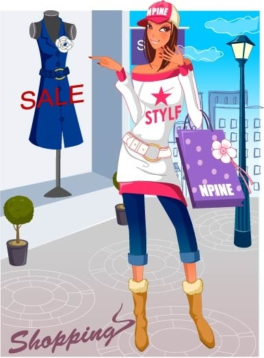 Clothing Shop Banner Free Vector Download (12,492 Free