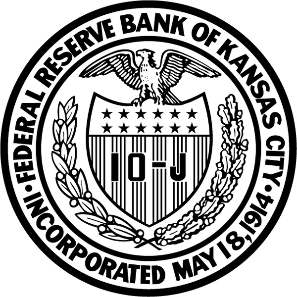 Federal Reserve Bank Of Kansas Free Vector In Encapsulated