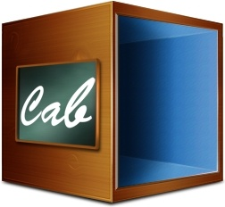 Fichiers compresse cab