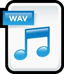 File Audio WAV