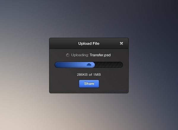 File Upload Widget