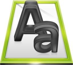 Files Font File